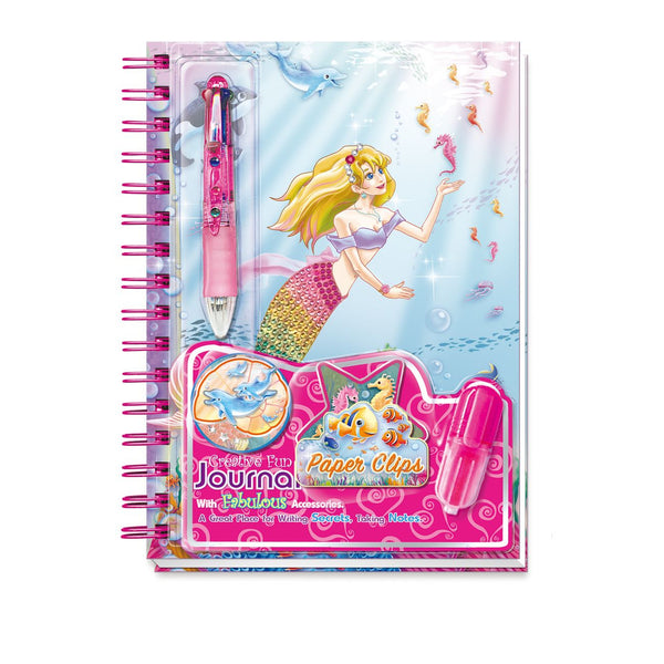 PRINCESS JOURNAL SET
