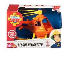 FIREMAN SAM VEHICLE AND ACCESSORIES WALLABY