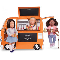Our Generation Grill To Go Food Truck Img 1 - Toyworld