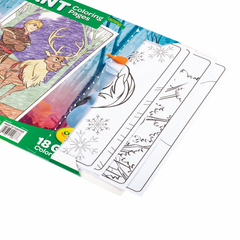 CRAYOLA GIANT COLORING PAGES FROZEN 2