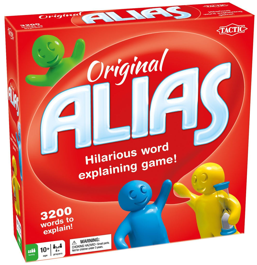 Alias Explaining Game - Toyworld