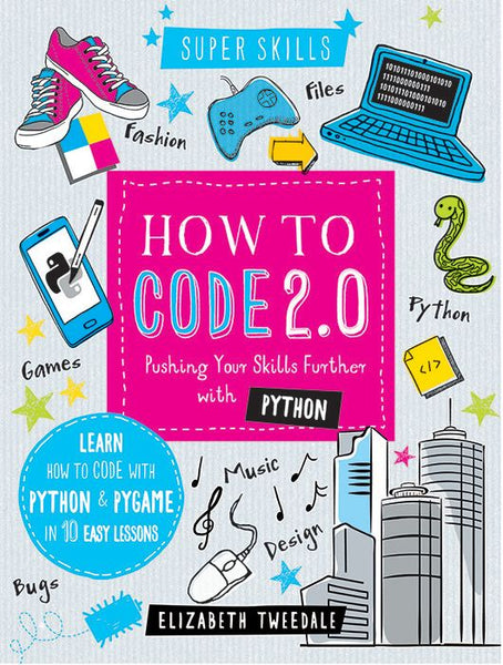 HOW TO CODE EASY AND SUPER SKILLS 2.0