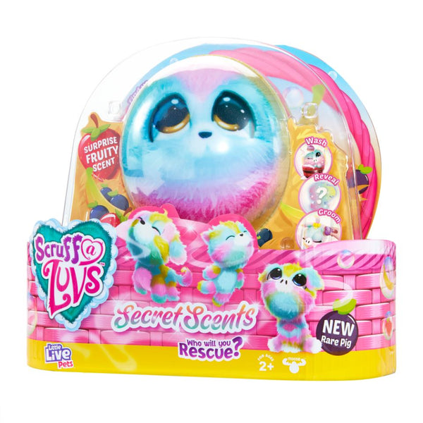 Little Live Pets Scruff A Luvs Secret Scents - Toyworld