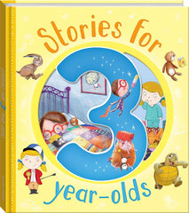 Stories For Three Year Olds - Toyworld