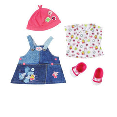 Baby Born Deluxe Jeans Collection Assorted Styles Img 1 - Toyworld