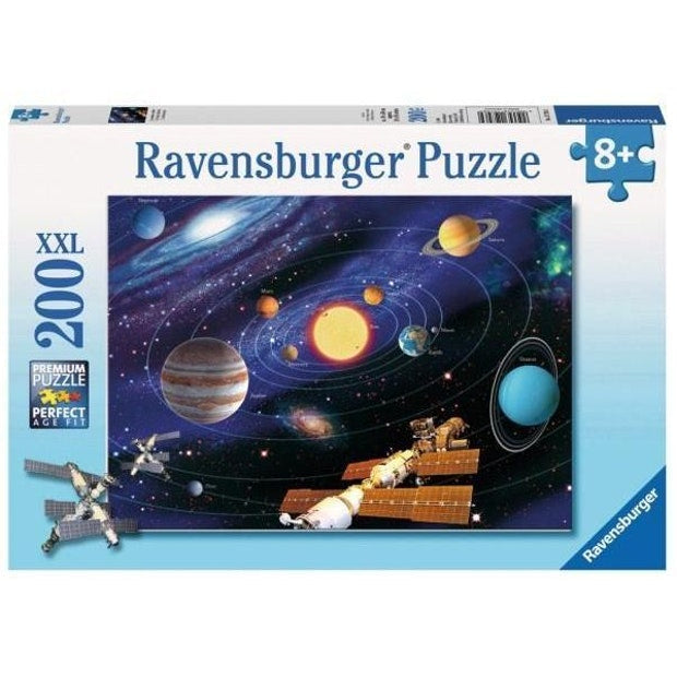 Puzzle 200 Pc The Solar System - Toyworld
