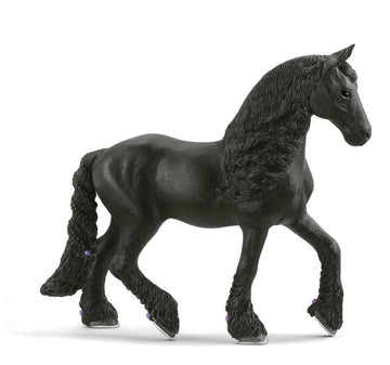 Schleich Frisian Mare Grey Dot - Toyworld