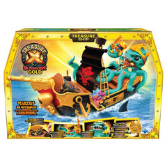 TREASURE X - SUNKEN GOLD TREASURE SHIP PLAYSET