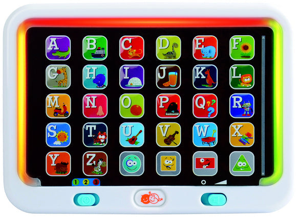 Playgo Learn & Wonder Tablet - Toyworld