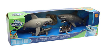 Wild Quest Shark Rescue Set - Toyworld