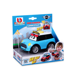 Burago Junior Mini Cooper Laugh And Play Img 1 - Toyworld
