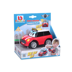 Burago Junior Mini Cooper Laugh And Play - Toyworld