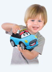 Burago Junior Mini Cooper Laugh And Play Img 7 - Toyworld