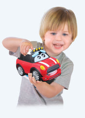 Burago Junior Mini Cooper Laugh And Play Img 6 - Toyworld