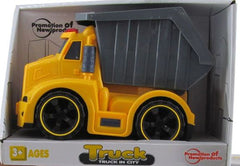 Friction Construction Truck Assorted Styles - Toyworld