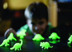 4M Glow In The Dark 3D Dinosaurs Img 1 - Toyworld