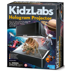 4M Kidz Labs Hologram Projector - Toyworld