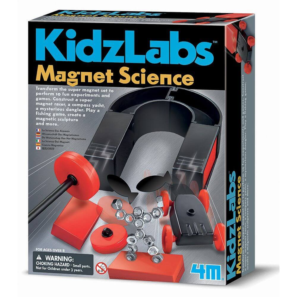 4M Magnetic Science - Toyworld