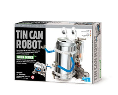 KIDZROBOTIX TIN CAN ROBOT