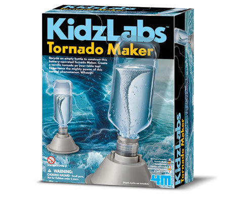 4M Science Kidz Labs Tornado Maker 2 - Toyworld