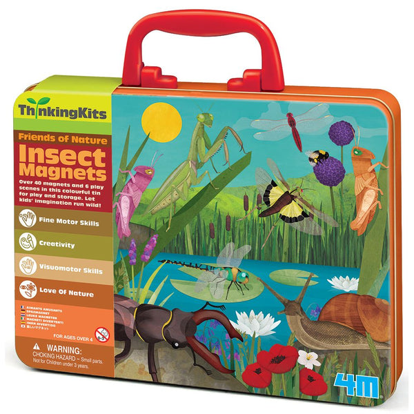 THINKING KITS INSECT MAGNETS