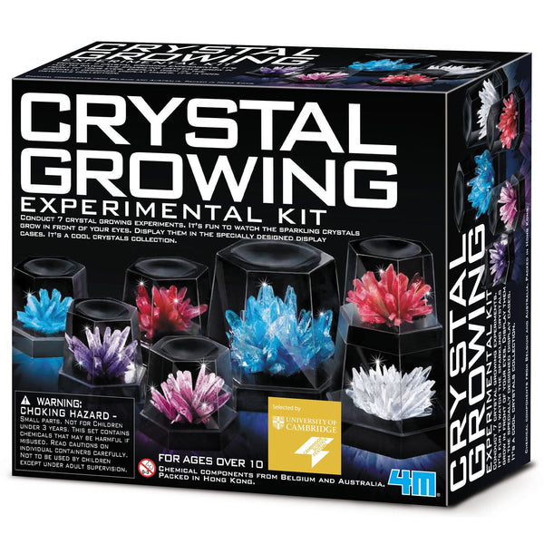 4M Crystal Growing Experimental Kit - Toyworld