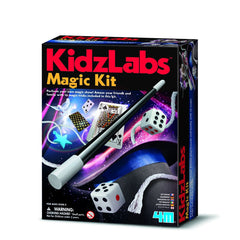 4M Kidzlabs Magic Kit - Toyworld