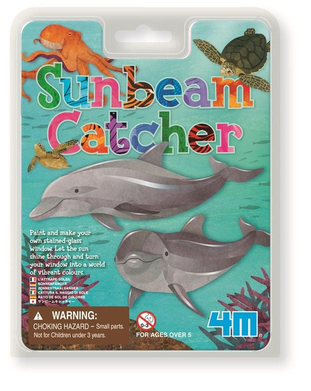 4M Sunbeam Catcher Assorted Styles - Toyworld