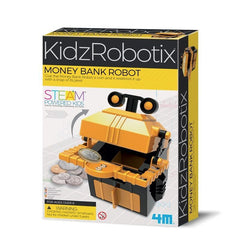 4M Kidz Robotix Money Bank Robot - Toyworld
