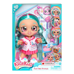 KINDI KIDS S3 FUN TIME DOLL SINGLE PACK - CINDY POPS