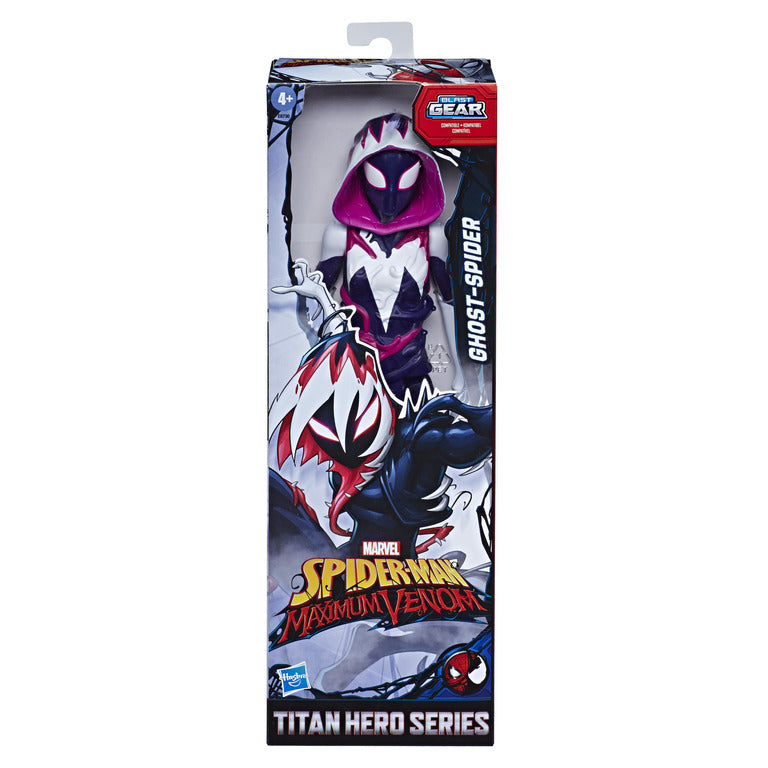 SPIDER MAN TITIAN HERO GHOST SPIDER