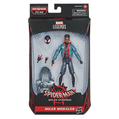 Marvel Legends Series Miles Morales - Toyworld