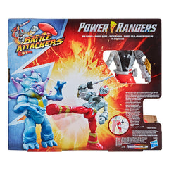 Power Rangers Dino Fury Red Ranger Vs Doomsnake Img 1 - Toyworld