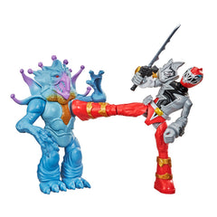 Power Rangers Dino Fury Red Ranger Vs Doomsnake Img 2 - Toyworld