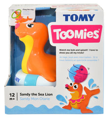 Tomy Toomies Sandy The Sea Lion - Toyworld
