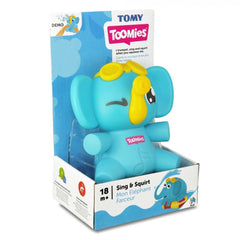 Tomy Toomies Sing & Squirt Img 1 - Toyworld