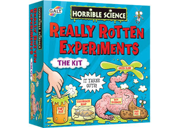Horrible Science Really Rotten Experiments - Toyworld