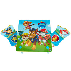 Paw Patrol Table And Chairs Img 1 - Toyworld