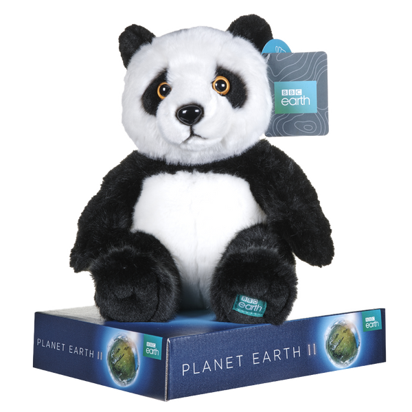 BBC BLUE PLANET PANDA PLUSH