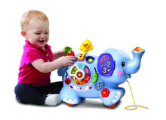 Vtech Pull & Play Elephant Img 4 - Toyworld