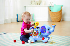 Vtech Pull & Play Elephant Img 5 - Toyworld