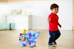 Vtech Pull & Play Elephant Img 6 - Toyworld