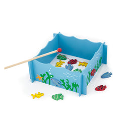 Fishing Game With Wood Tank Img 1 - Toyworld