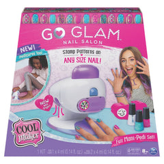 COOL MAKER GO GLAM DELUXE NAIL STAMPER