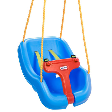 Little Tikes Snug N Secure Blue - Toyworld