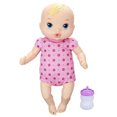 Baby Alive Snuggle Baby Asst Blonde Img 1 - Toyworld