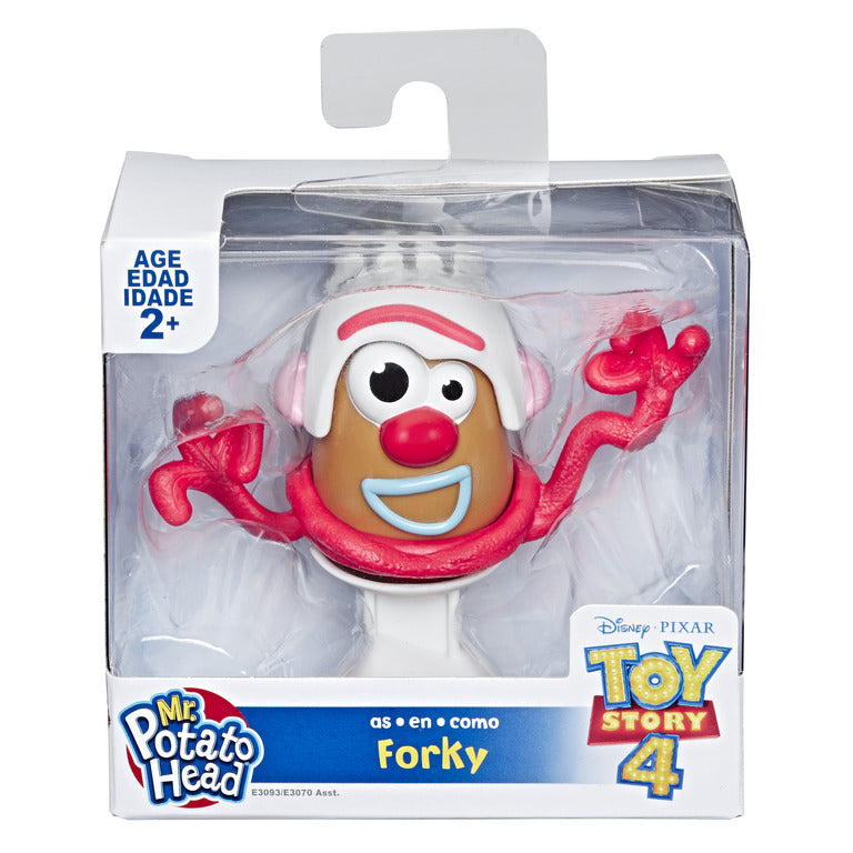 MR POTATO HEAD TOY STORY 4 FRIENDS MINI FORKY