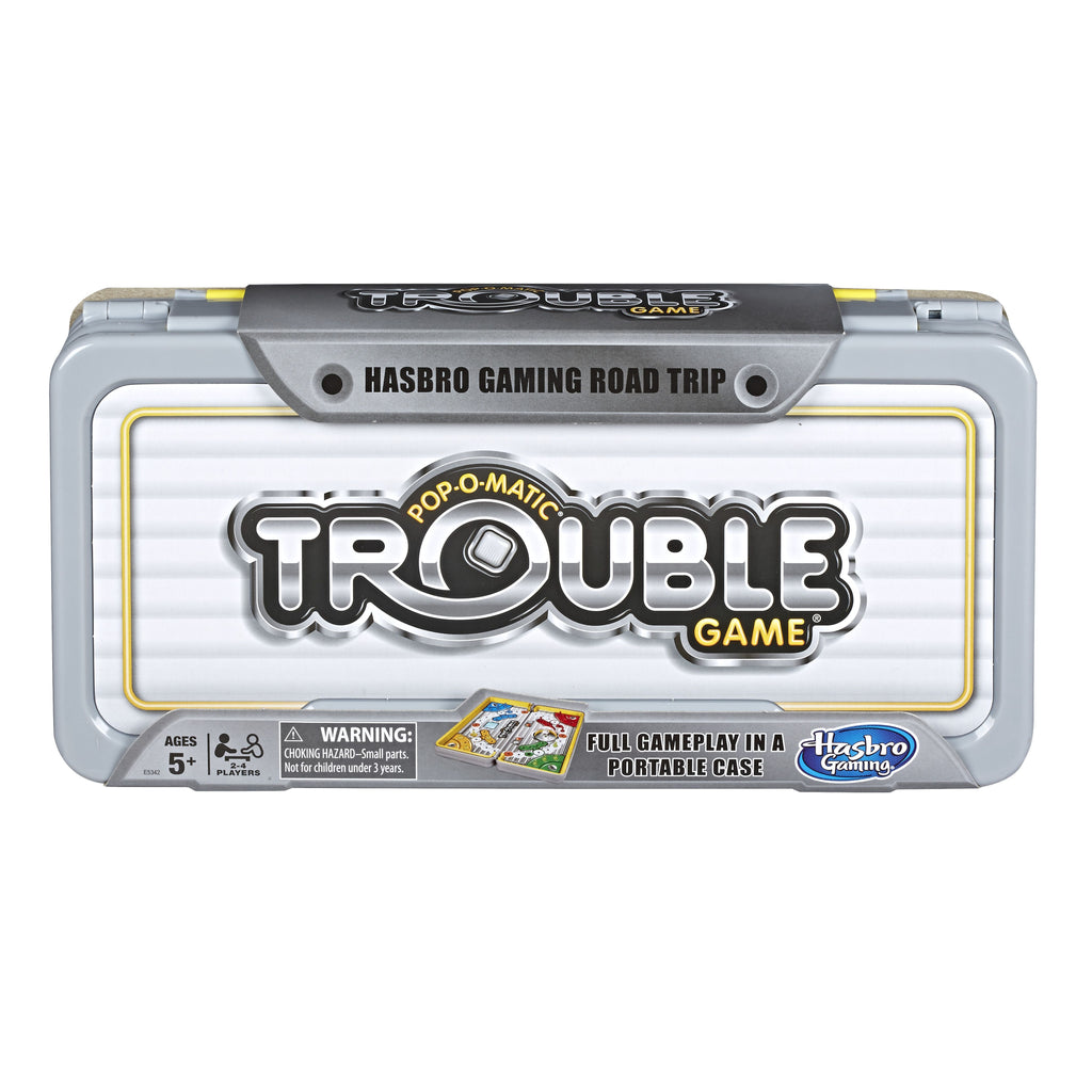 Hasbro Gaming Road Trip Trouble - Toyworld