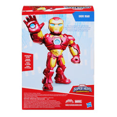 Marvel Super Hero Adventures Mega Mighties Iron Man Img 1 - Toyworld
