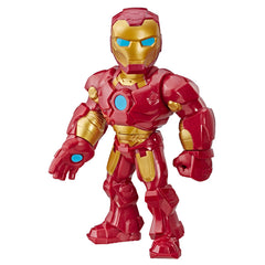 Marvel Super Hero Adventures Mega Mighties Iron Man Img 2 - Toyworld